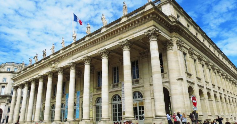 Main tourist attractions in Bordeaux (Part I)