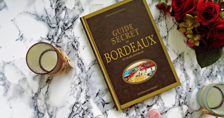 Article abou books with plot set in Bordeaux, France