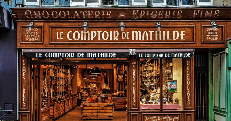 Article about the best places to go shopping in Bordeaux