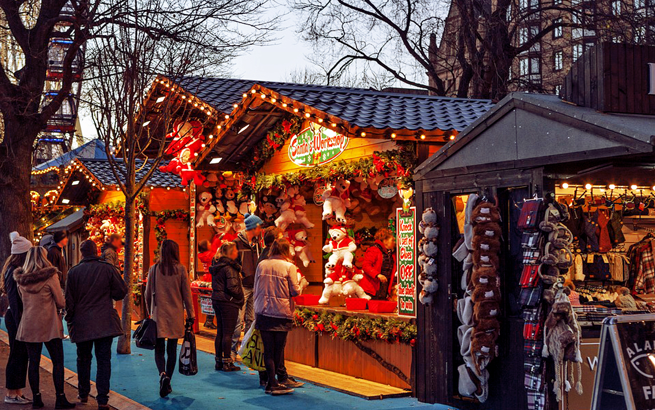 Christmas Markets in Bordeaux you should visit