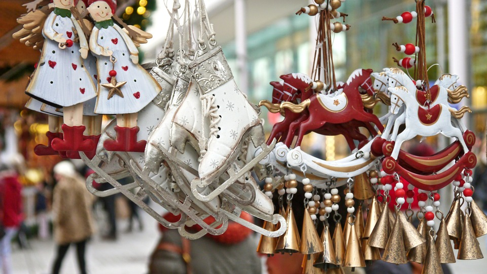 Article about the Christmas Markets in Bordeaux, France you should visit